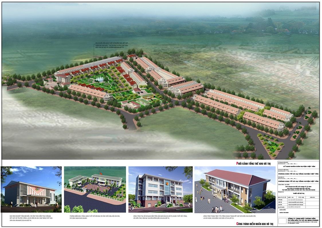 Khu dân cư đấu giá Nguyễn Thế Nho